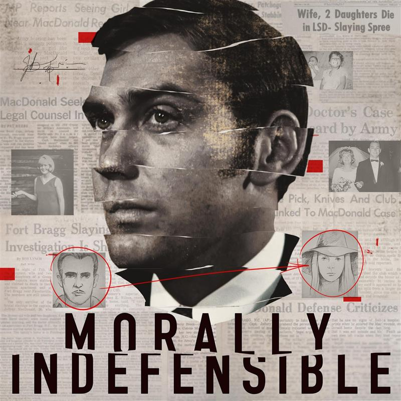 Morally Indefensible, the New Podcast from Crimetown and The Jinx Producer Marc Smerling, Premieres Today