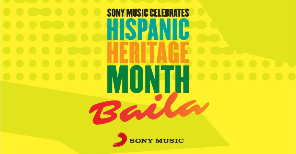 Inside Sony Music: Hispanic Heritage Month and BAILA Dance Lessons