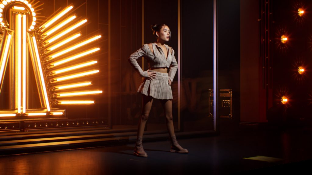 Madison Beer Creates Ultra-Realistic Immersive Reality Concert Experience With Sony Music Entertainment and Verizon