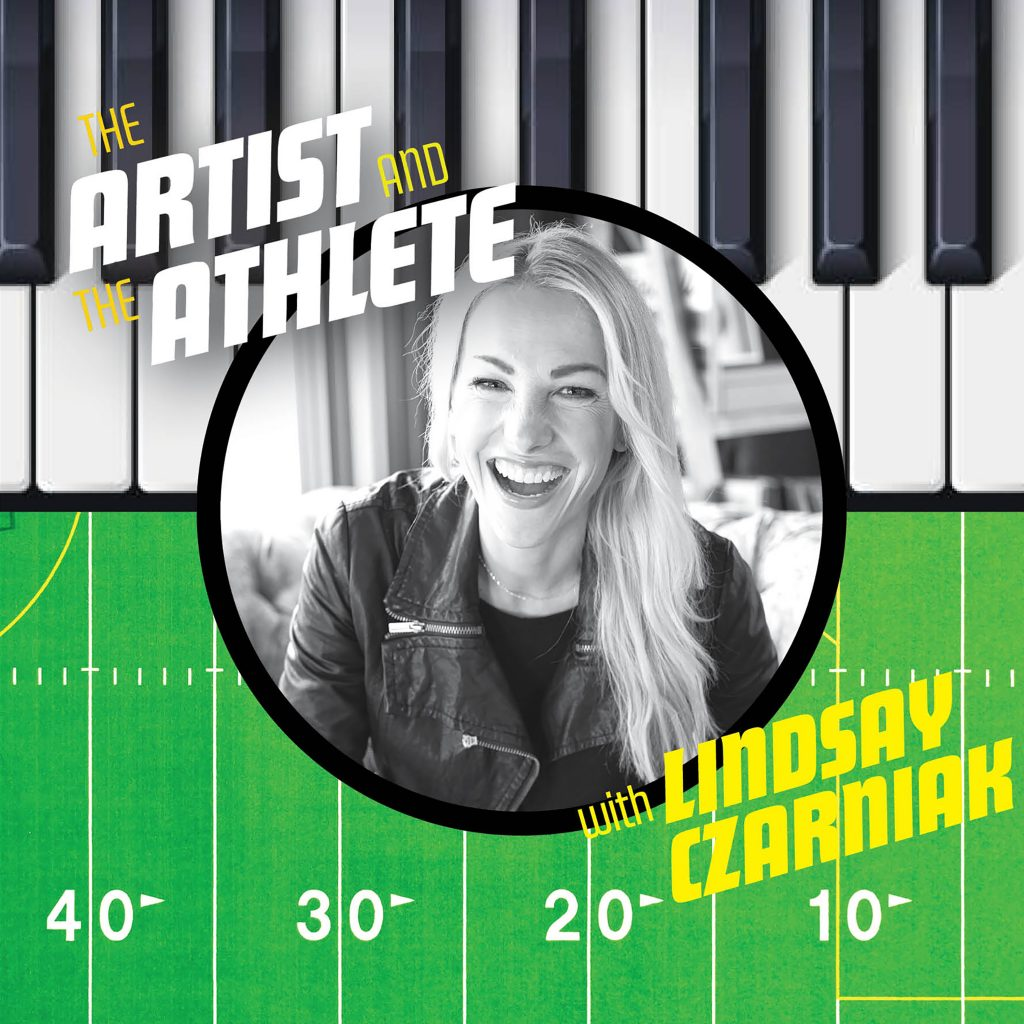 """Sportscaster Lindsay Czarniak and Sony Music Entertainment Debut New Podcast """"The Artist and The Athlete With Lindsay Czarniak"""""""