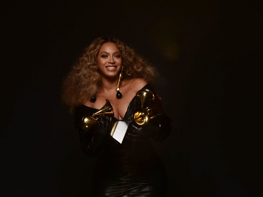 Beyoncé Makes History Tonight to Become the Most Awarded Female Artist in Grammy® History