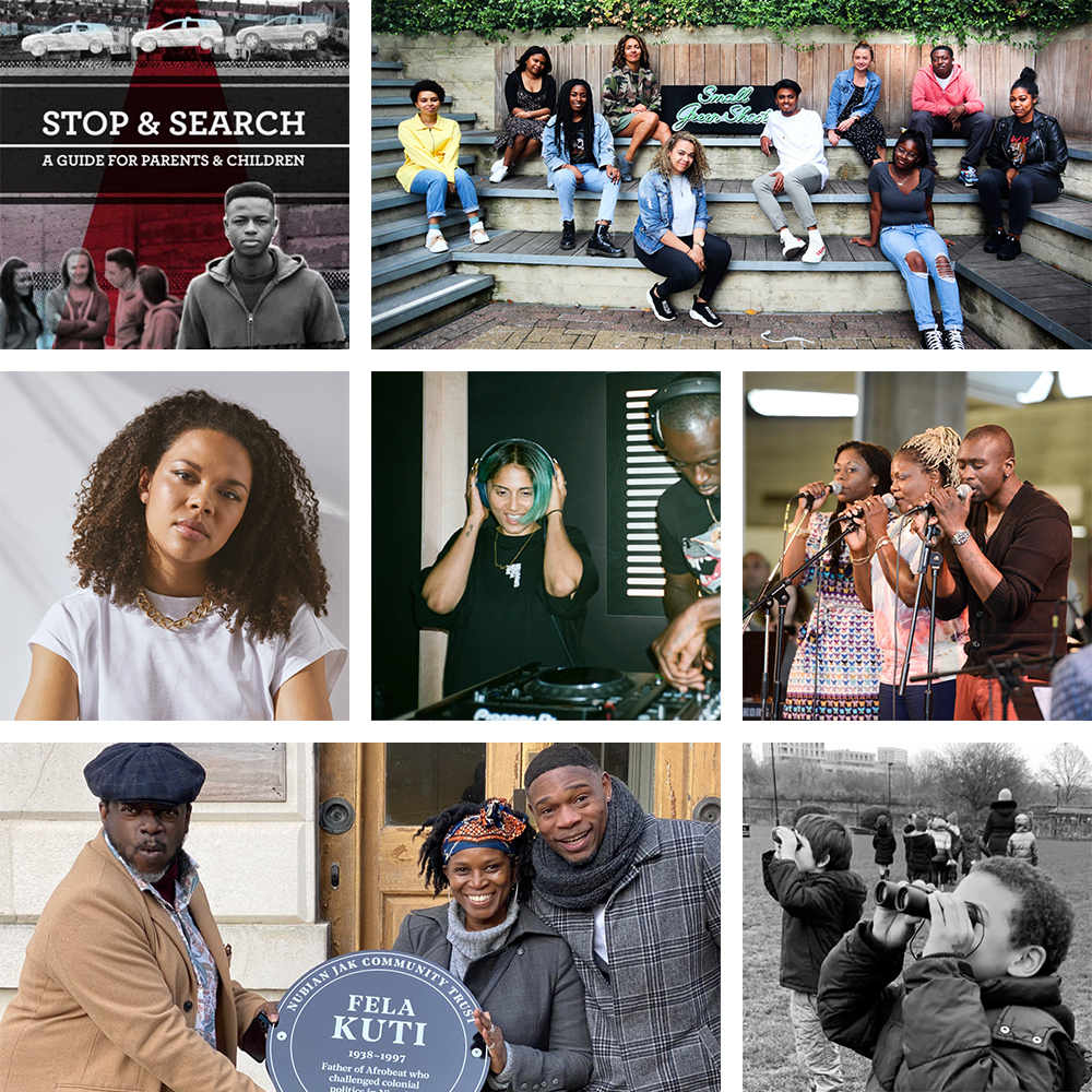 Seven New Beneficiaries Announced for Sony Music UK's Social Justice Fund
