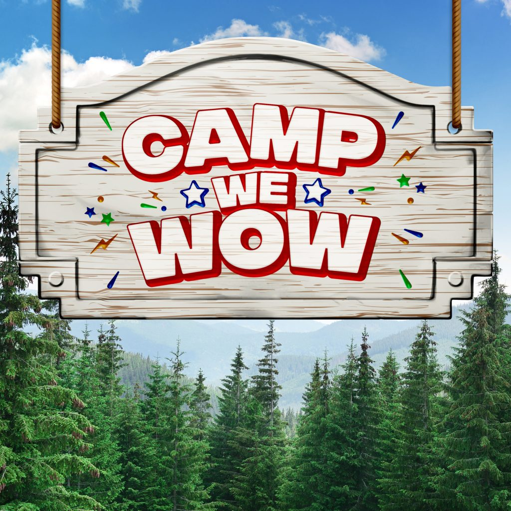 Camp WeWow, New Summer Programming from Leading Kids & Family Audio Producer Tinkercast, Debuts June 14