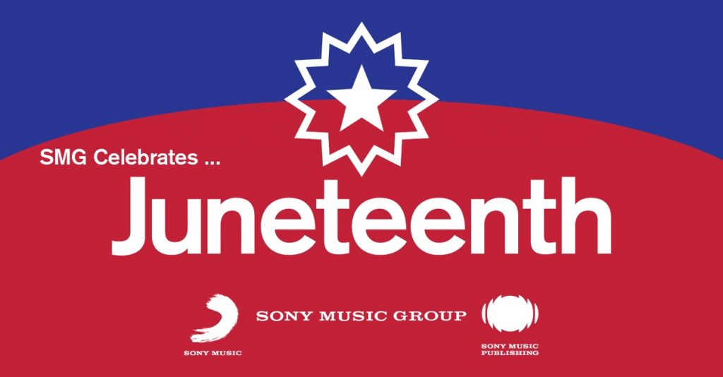 Sony Music Group Honors & Recognizes Juneteenth