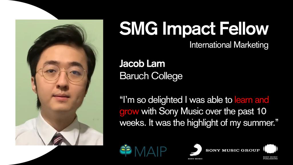 SMG Impact Fellows Mix Tape Series: Jacob's Interlude