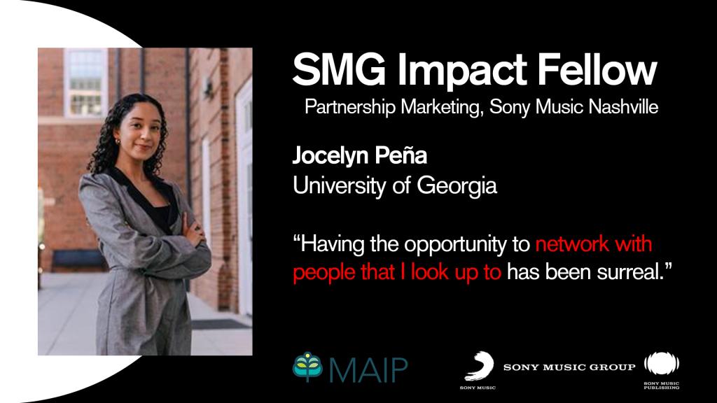 SMG Impact Fellows Mix Tape Series: Jocelyn's Remix