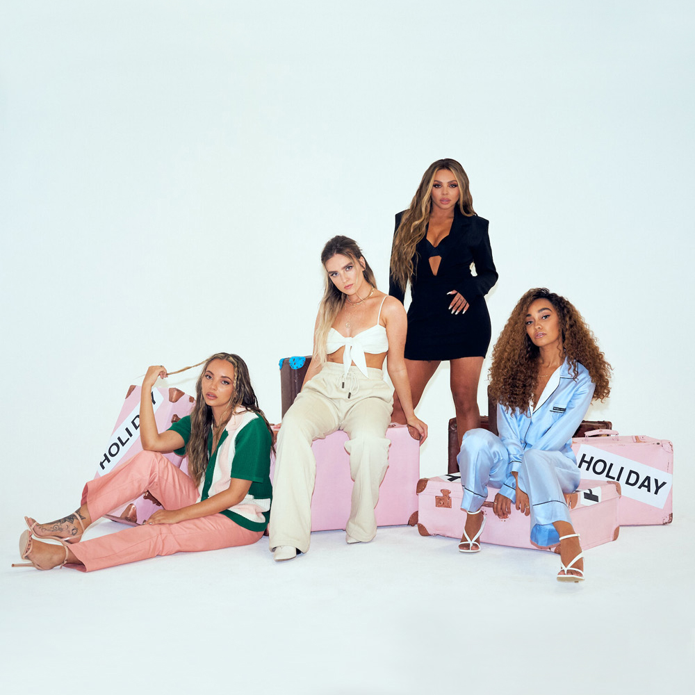 Little Mix release new single 'Holiday'