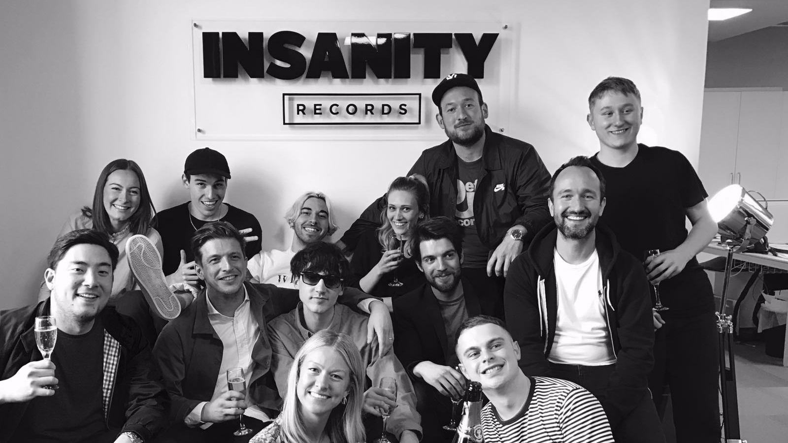 Bad Sounds join the Insanity Records family