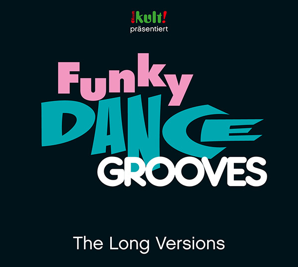 Cover Funky Dance Grooves