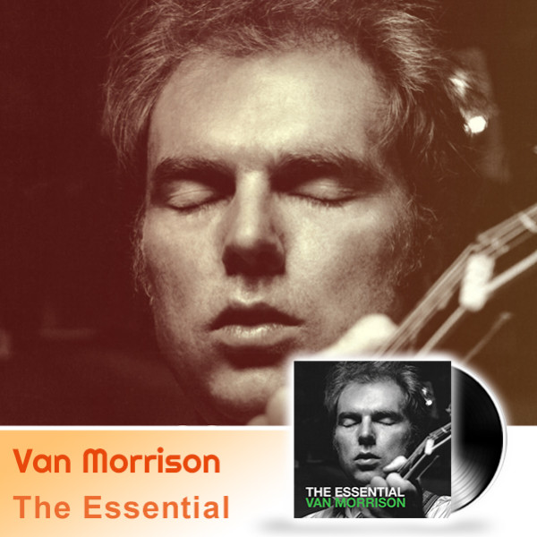 Van Morrison The Essential Disco mit Ilja Richter