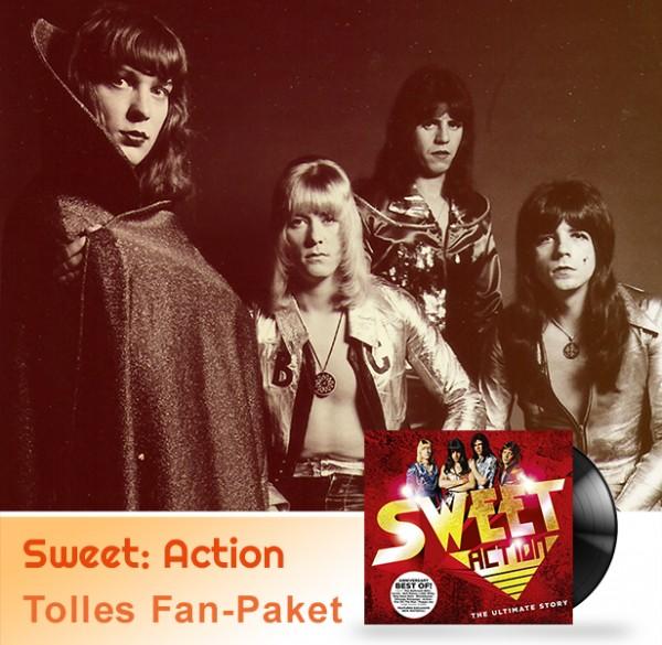 Sweet Die Verlorene Show Action Im Musikladen Disco