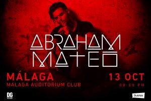 Abraham Mateo anuncia nuevos conciertos en España