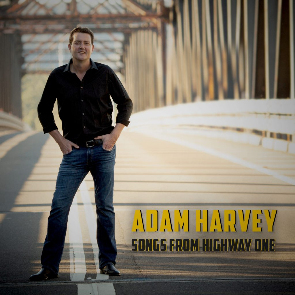 ADAM HARVEY ANNOUNCES NEW ALBUM SONGS FROM HIGHWAY ONE SET FOR RELEASE FEBRUARY 19