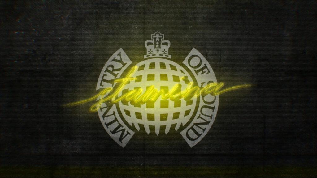 Ministry of Sound Fitness Logo