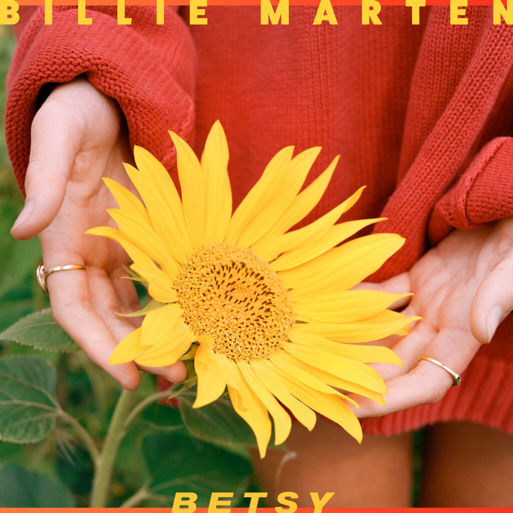 Betsy single artwork