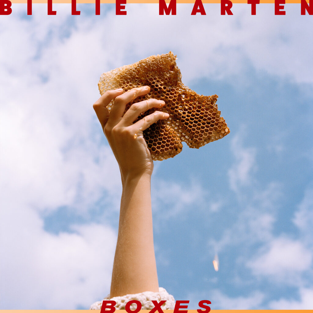 Boxes single artwork