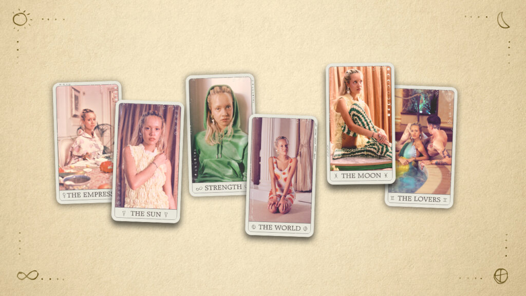 Josie Man Tarot Card Collection