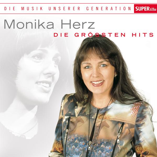 Monika Herz die größten Hits Amiga Schallplatten