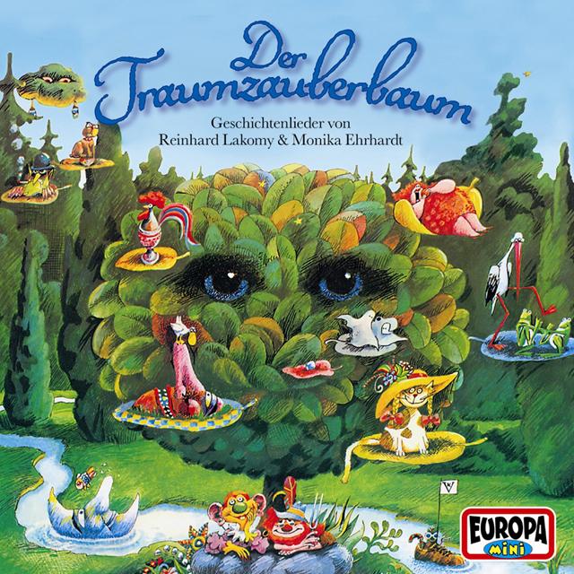Reinhard Lakomy Traumzauberbaum Amiga Schallplatten
