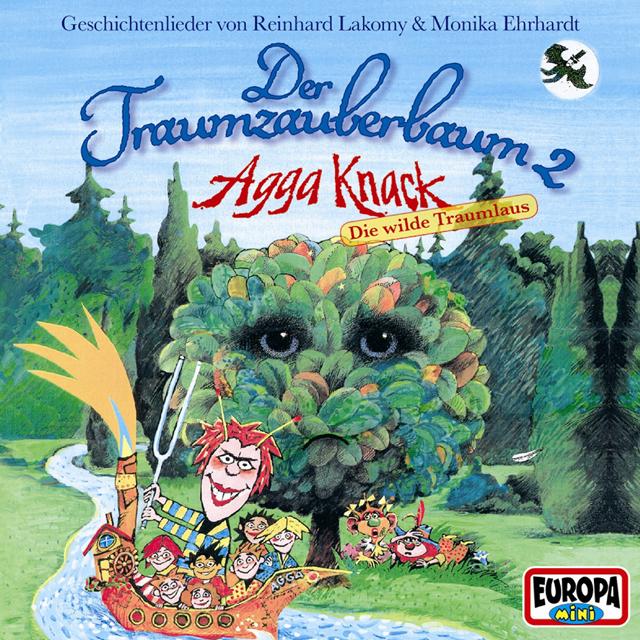 Reinhard Lakomy Traumzauberbaum 2 Agga Knack Amiga Schallplatten