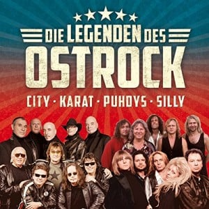 Die Legenden des Ostrock Vol. 1 Cover
