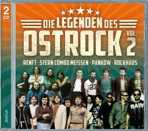 Die Legenden des Ostrock Vol. 2 Cover