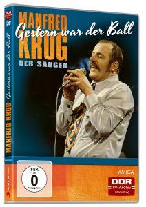 Manfred Krug_Gestern war der Ball_DVD