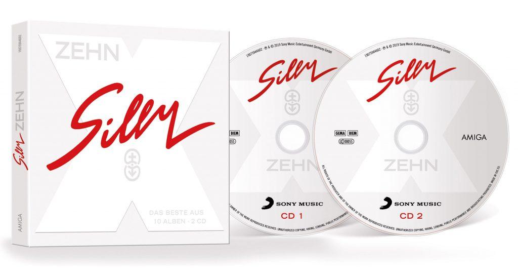 Silly Zehn CD