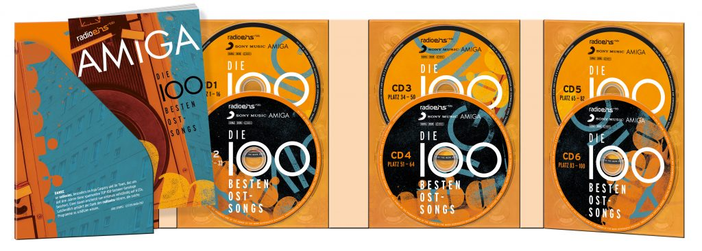 Packshot 100 Top Hits Ostsongs