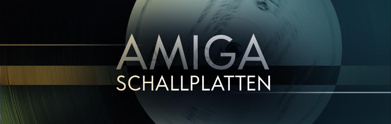 Amiga Schallplatten