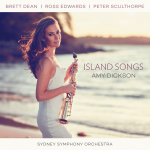 Island Songs Amy Dickson