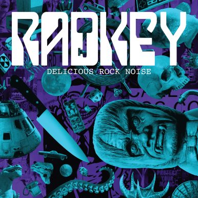 Radkey Sign With Another Century, Announce New Album 'Delicious Rock Noise'