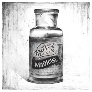 The Black Moods Debut Album 'Medicine' – OUT NOW