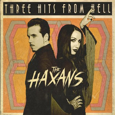The Haxans Partner With Altpress.com To Debut New EP, 'Three Hits From Hell'