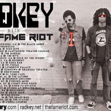 Radkey & The Fame Riot Tour Announced