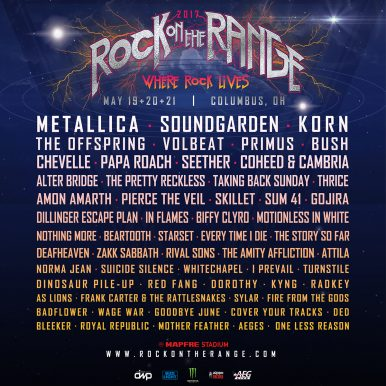 Radkey & ÆGES Confirmed For Rock On The Range