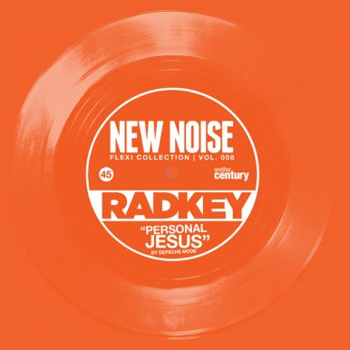 "Radkey Covers ""Personal Jesus"" for New Noise Flexi Series"