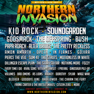Radkey Confirmed For Northern Invasion 2017