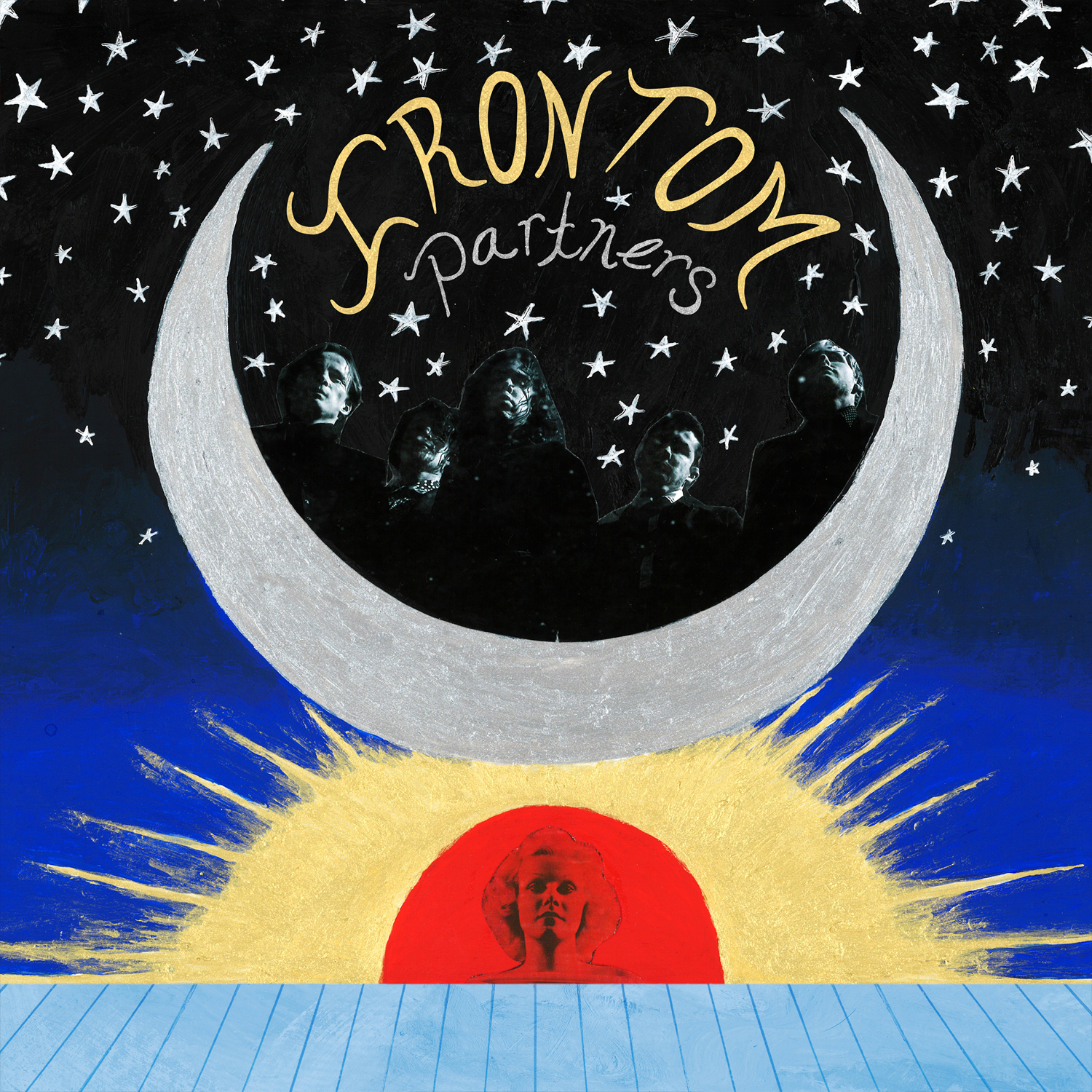 IRONTOM, Pre-Order 'Partners' on Apple Music