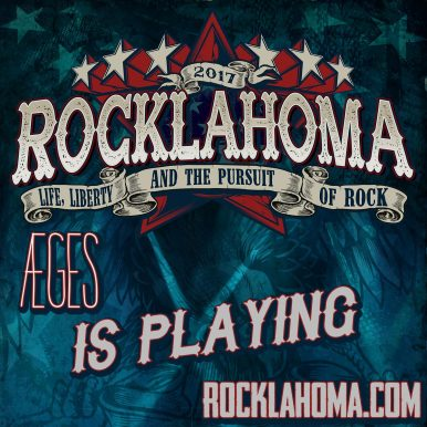 ÆGES Confirmed For Rocklahoma 2017