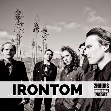 Matt Pinfield Interviews IRONTOM
