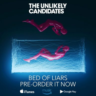 Pre-Order The Unlikely Candidates' 'Bed of Liars' EP, Coming Feb. 17