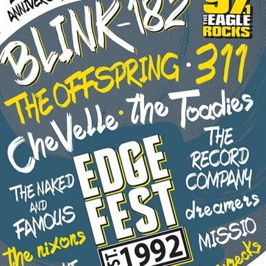 The Wrecks To Play Edge Fest In Dallas