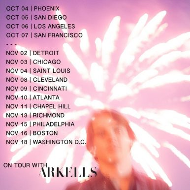 IRONTOM Hit The Road Again This Fall with Arkells