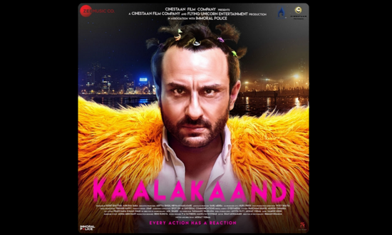 MUSIC REVIEW: KAALAKAANDI gives you a hangover if you listen to it at one go - Bandook