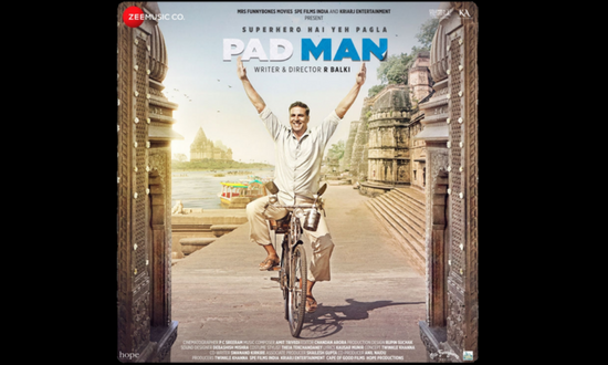 MUSIC REVIEW: Padman is a strong collaboration between composer and lyricist - Bandook