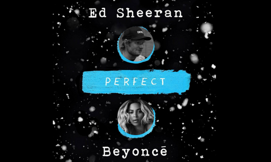 What's more perfect than Ed Sheerans  #Perfect duet with Beyoncé? - Bandook
