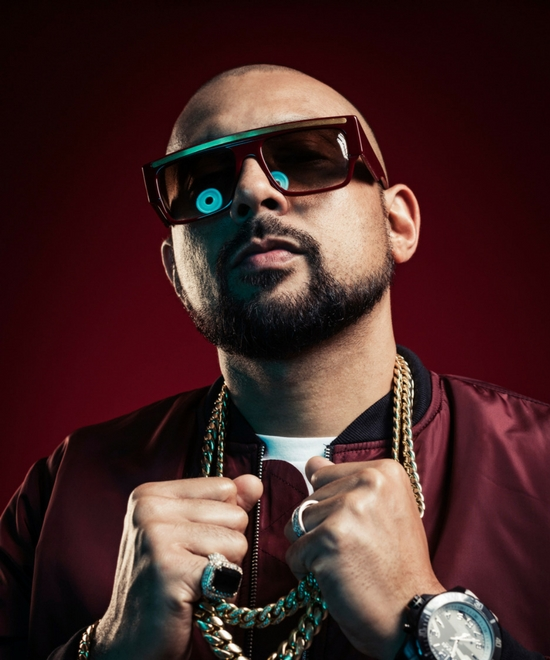 "This is 'No Lie', ""Get Busy' as Sean Paul comes to Pune to raise the 'Temperature' - Bandook"