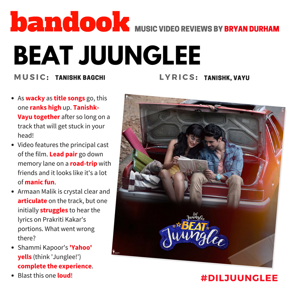 Beat Junglee Review - Bandook