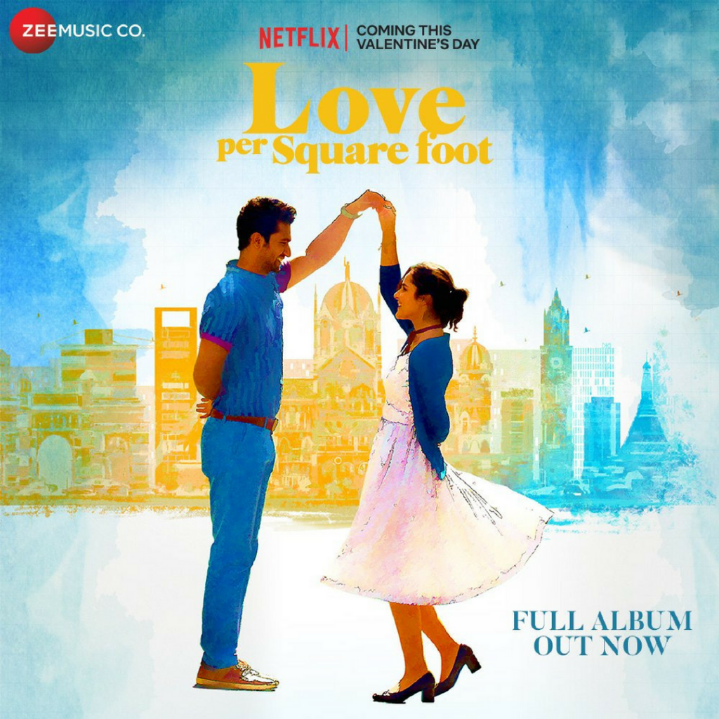 Image result for Love Per Square Foot (2018) poster